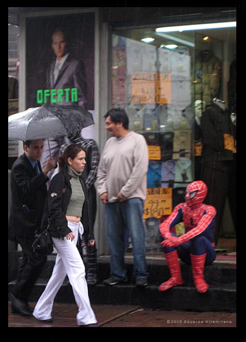 Spiderman vs Inflación